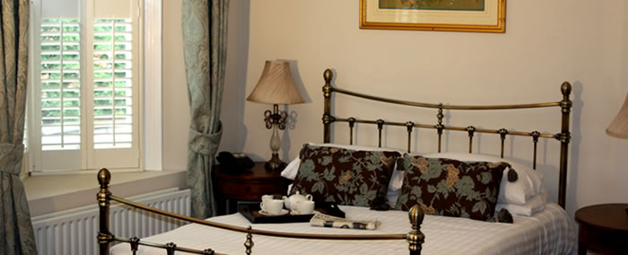 Balham Lodge Guest Room