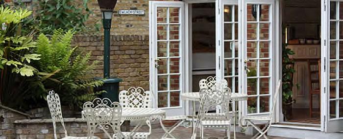 Balham Lodge Garden